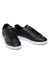 Lacoste Sneakersy Carnaby Evo 120 2 Sma 7-39SMA0061312 Czarny. Kolor: czarny. Model: Lacoste Carnaby Evo