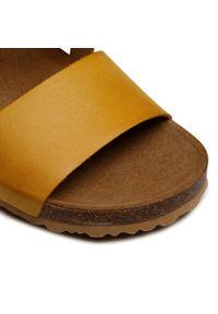 Żółte sandały Nik