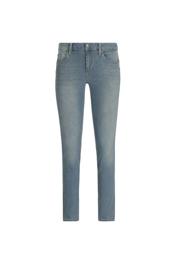 Niebieskie jeansy Liu Jo Sport sportowe