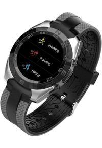 Szary zegarek Garett Electronics smartwatch