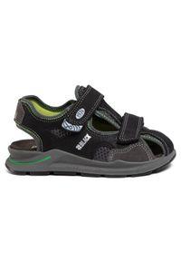 Czarne sandały Primigi