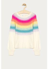 Wielokolorowy sweter GAP casualowy, na co dzień