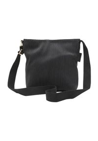 Czarna torebka Ceannis na ramię, elegancka