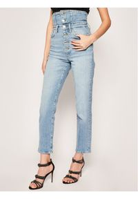 Guess Jeansy Slim Fit Girl Pin Up W02A06 D3LD2 Niebieski Slim Fit. Kolor: niebieski. Materiał: jeans