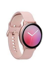 Złoty zegarek SAMSUNG smartwatch, sportowy