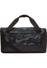 Nike Sportowa Torba 9.0 czarna r. S. Kolor: czarny