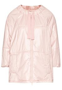 Różowa kurtka przejściowa Marella #6