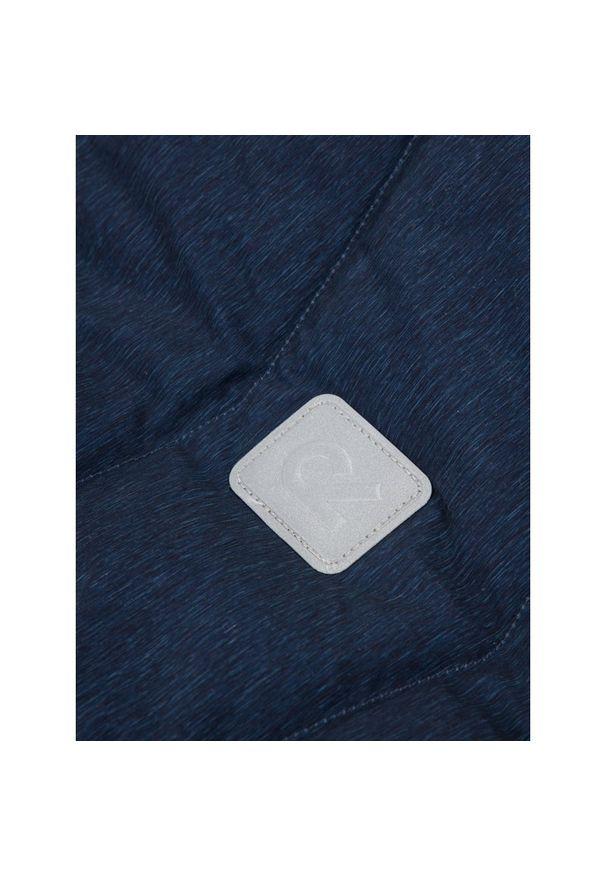 Niebieska kurtka puchowa Reima
