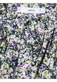 mango - Mango Sukienka codzienna Grass 87034023 Kolorowy Regular Fit. Okazja: na co dzień. Wzór: kolorowy. Typ sukienki: proste. Styl: casual