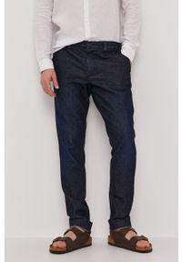 Niebieskie jeansy Marciano Guess