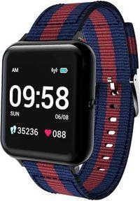 Niebieski zegarek LENOVO smartwatch