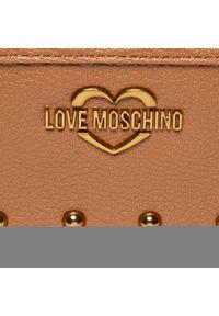 Brązowa listonoszka Love Moschino