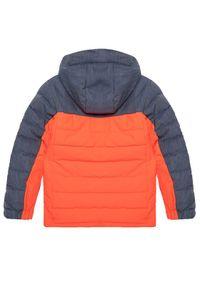 Pomarańczowa kurtka zimowa Rossignol