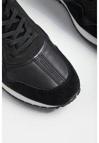 Karl Lagerfeld - SNEAKERSY KARL LAGERFELD. Zapięcie: sznurówki. Materiał: zamsz, materiał. Wzór: aplikacja, nadruk