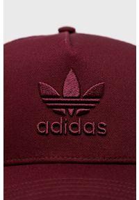 Brązowa czapka z daszkiem adidas Originals