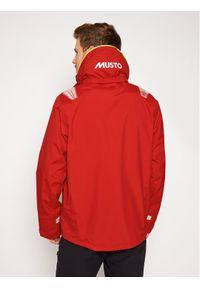 Musto Kurtka żeglarska BR1 Inshore 81208 Czerwony Regular Fit. Kolor: czerwony. Sport: żeglarstwo