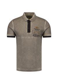Koszulka polo Aeronautica Militare vintage, polo
