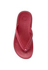 Czerwone japonki Crocs
