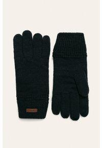 Niebieskie rękawiczki Barts