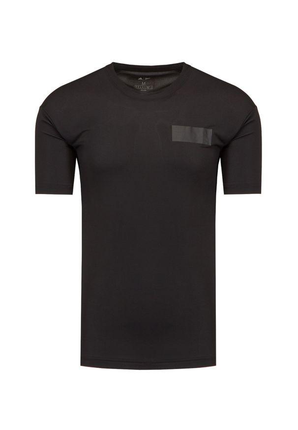 Adidas x Parley - T-shirt ADIDAS X PARLEY M TEE. Okazja: na plażę, na co dzień. Materiał: materiał. Wzór: aplikacja. Styl: casual