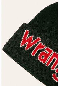 Czarna czapka Wrangler