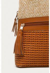 Roxy - Plecak. Kolor: brązowy