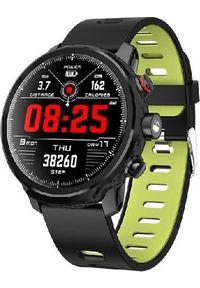 Zielony zegarek Frahs smartwatch