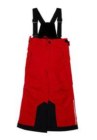 Reima Spodnie narciarskie Wingon 532185 Czerwony Regular Fit. Kolor: czerwony. Sport: narciarstwo #1