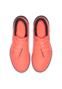Buty halowe dla dzieci Nike Phantom Venom Club IN AO0399. Materiał: guma, syntetyk, materiał, skóra. Szerokość cholewki: normalna. Sezon: zima