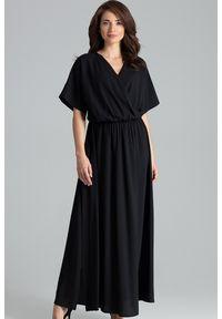 Sukienka maxi, elegancka, na co dzień