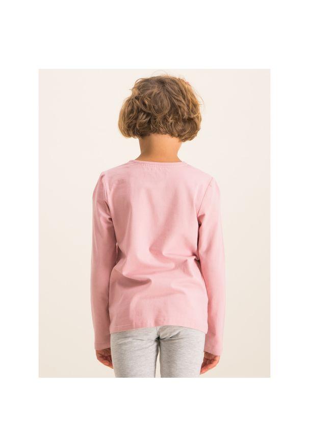 Różowa bluzka Pepe Jeans