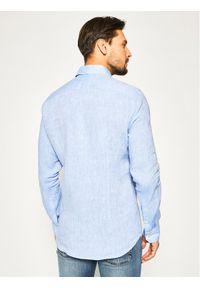 Niebieska koszula casual JOOP!