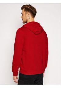 Diadora Bluza Logo Chromia 102.176451 Czerwony Regular Fit. Kolor: czerwony