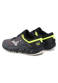 Szare buty do biegania Mizuno Mizuno Wave
