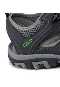 Sandały CMP - Aquarii 2.0 Hiking Sandal 30Q9647 Antracite/Cemento 66UG. Kolor: szary. Materiał: skóra, materiał. Sezon: lato. Sport: turystyka piesza