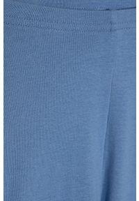 Niebieska piżama GAP z nadrukiem