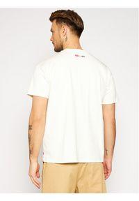 Biały t-shirt Levi's® z motywem z bajki