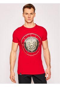Czerwony t-shirt Rage Age