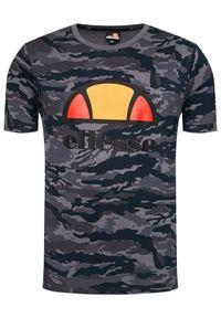 Ellesse T-Shirt Alta Via SHI11375 Szary Regular Fit. Kolor: szary