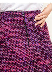 Różowa spódnica mini Escada Sport sportowa