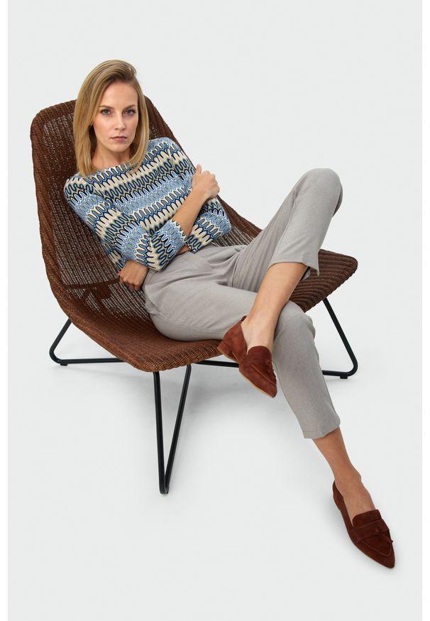 Spodnie Greenpoint eleganckie
