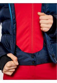 Rossignol Kurtka narciarska Hiver RLIWJ36 Granatowy Regular Fit. Kolor: niebieski