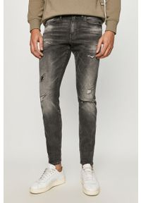 Szare jeansy G-Star RAW