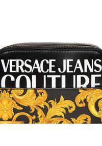 Versace Jeans Couture Torebka E1VWABG4 Czarny. Kolor: czarny