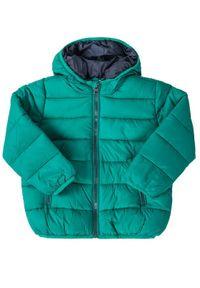 Primigi Kurtka puchowa 44101312 Zielony Regular Fit. Kolor: zielony. Materiał: puch