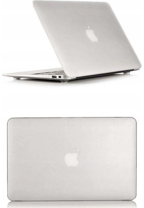 "Etui Pan i Pani Gadżet Hard case Macbook Pro 2020 13"" 13"" Biały. Kolor: biały"