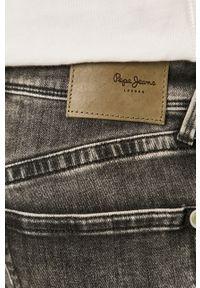Pepe Jeans - Jeansy Hatch. Kolor: szary