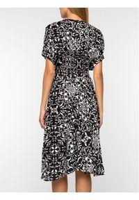 Czarna sukienka letnia The Kooples