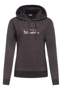 EA7 Emporio Armani Bluza 8NTM40 TJ31Z 3909 Szary Regular Fit. Kolor: szary