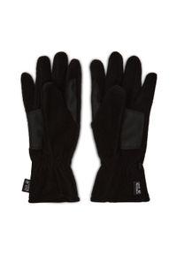 Czarne rękawiczki Jack Wolfskin